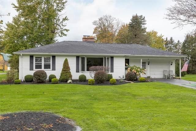 3950 N Freeman Road, Orchard Park, NY 14127 (MLS #B1375218) :: Serota Real Estate LLC