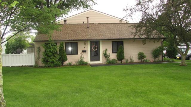 61 Windsorshire Drive, Ogden, NY 14624 (MLS #R1055141) :: Robert PiazzaPalotto Sold Team