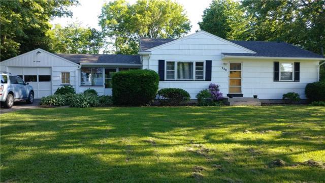 220 Whittier Road, Ogden, NY 14624 (MLS #R1056173) :: Robert PiazzaPalotto Sold Team