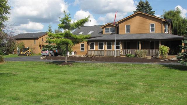 349 Boughton Hill Road, Mendon, NY 14472 (MLS #R1056863) :: Robert PiazzaPalotto Sold Team
