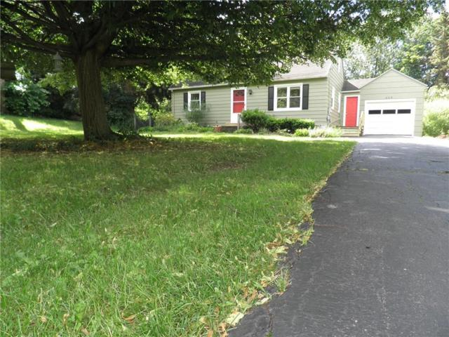 459 Manse Lane, Penfield, NY 14625 (MLS #R1057049) :: Robert PiazzaPalotto Sold Team