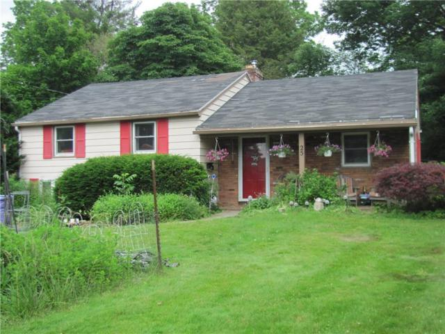 25 Highland Drive, Penfield, NY 14526 (MLS #R1057214) :: Robert PiazzaPalotto Sold Team