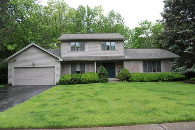 105 Willowood Drive, Greece, NY 14612 (MLS #R1057459) :: Robert PiazzaPalotto Sold Team