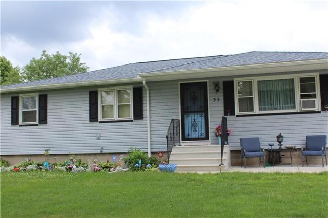33 Glen Oak Drive, Gates, NY 14624 (MLS #R1057528) :: Robert PiazzaPalotto Sold Team