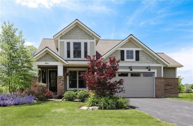 408 Coastal View Drive, Webster, NY 14580 (MLS #R1057646) :: Robert PiazzaPalotto Sold Team