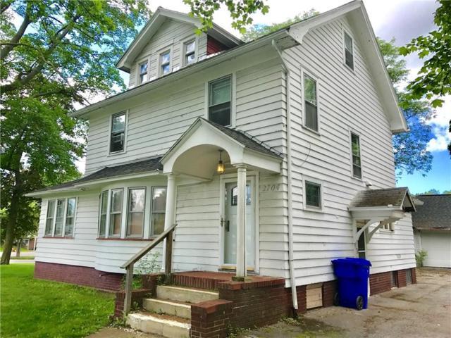 2704 Chili Avenue, Chili, NY 14624 (MLS #R1058103) :: BridgeView Real Estate Services