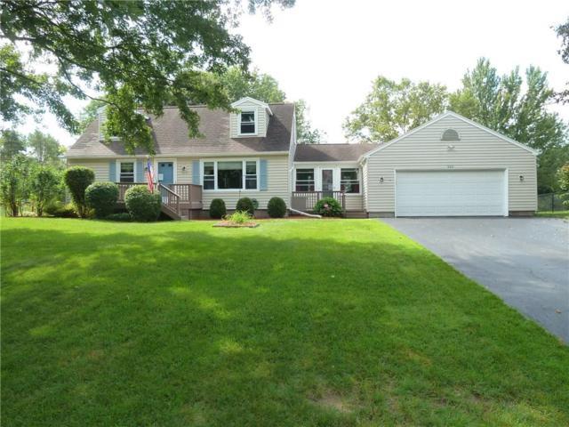 320 Galahad Drive, Henrietta, NY 14623 (MLS #R1066939) :: Robert PiazzaPalotto Sold Team