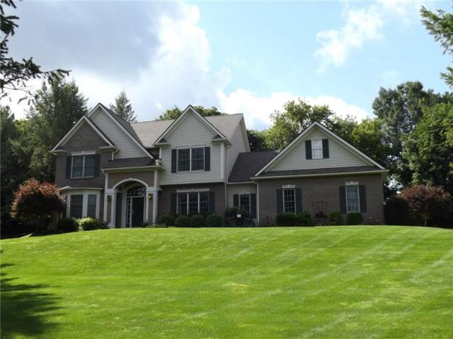 7741 Pine Tree Drive, Victor, NY 14564 (MLS #R1069490) :: Robert PiazzaPalotto Sold Team