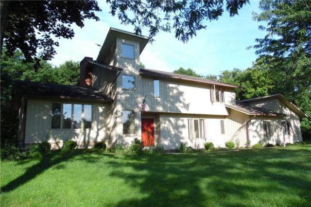 95 Drumlin View Drive, Mendon, NY 14506 (MLS #R1069966) :: Robert PiazzaPalotto Sold Team