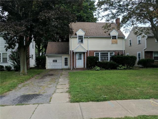 144 Wyndale Road, Irondequoit, NY 14617 (MLS #R1070474) :: Robert PiazzaPalotto Sold Team