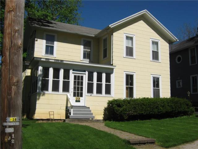 23 Church Street, Victor, NY 14564 (MLS #R1070585) :: Robert PiazzaPalotto Sold Team