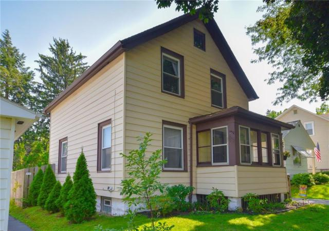128 Middlesex Road, Rochester, NY 14610 (MLS #R1070655) :: Robert PiazzaPalotto Sold Team