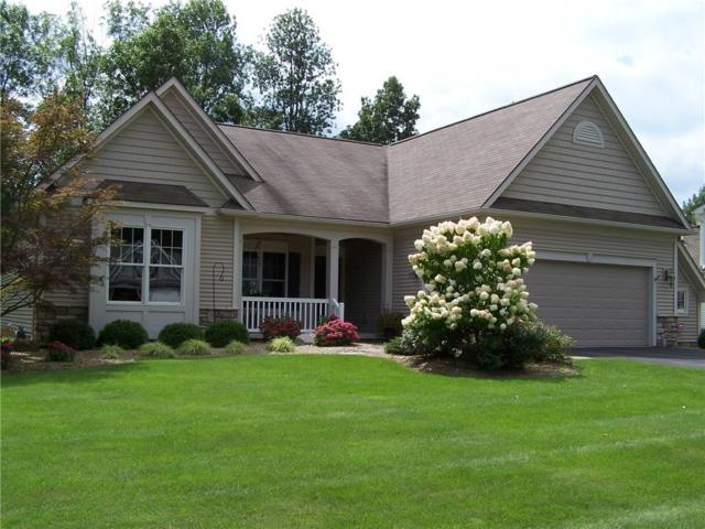 688 Galleon Drive, Webster, NY 14580 (MLS #R1070713) :: Robert PiazzaPalotto Sold Team