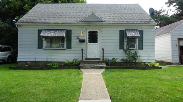 220 Clairmount Street, Rochester, NY 14621 (MLS #R1070810) :: Robert PiazzaPalotto Sold Team