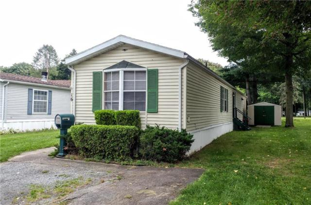 16 Gennis Drive Drive, Penfield, NY 14625 (MLS #R1070818) :: Robert PiazzaPalotto Sold Team