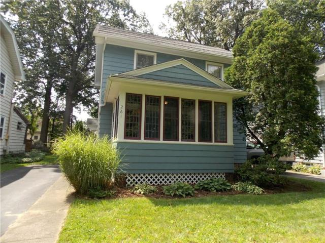 261 Long Acre Road, Rochester, NY 14621 (MLS #R1070891) :: Robert PiazzaPalotto Sold Team