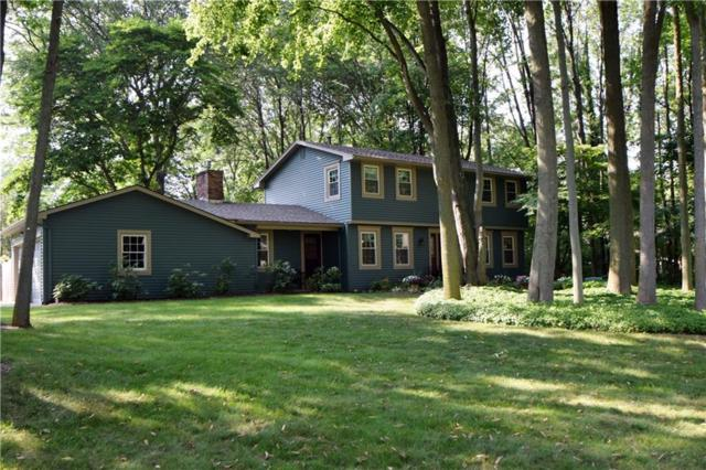 1260 Holley Road, Webster, NY 14580 (MLS #R1070929) :: Robert PiazzaPalotto Sold Team