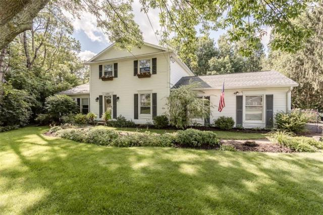 1135 Whalen Road, Penfield, NY 14526 (MLS #R1070960) :: Robert PiazzaPalotto Sold Team