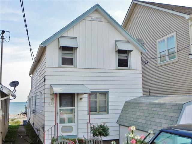 658 Edgemere Drive, Greece, NY 14612 (MLS #R1071064) :: Robert PiazzaPalotto Sold Team