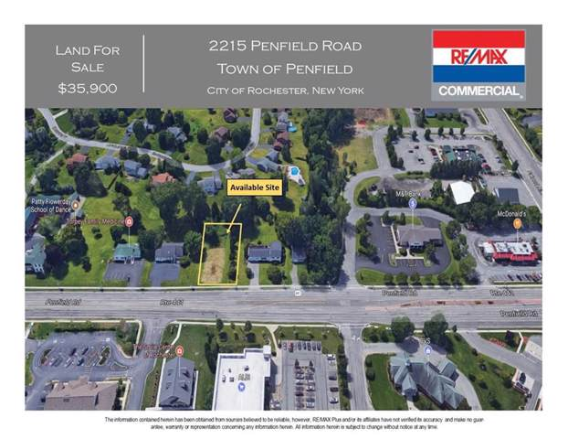 2215 Penfield Road, Penfield, NY 14526 (MLS #R1076518) :: Lore Real Estate Services