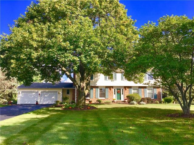 10 S Pittsford Hill Lane, Pittsford, NY 14534 (MLS #R1081862) :: Robert PiazzaPalotto Sold Team