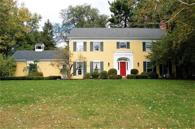 7 Old Landmark Drive, Pittsford, NY 14618 (MLS #R1082003) :: Robert PiazzaPalotto Sold Team