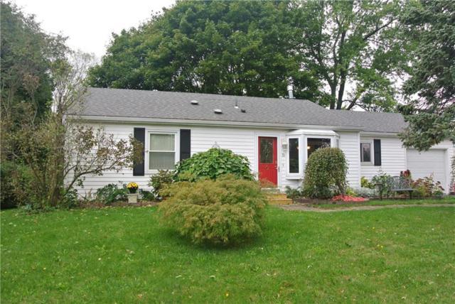 33 Pinon Drive, Henrietta, NY 14586 (MLS #R1082044) :: Robert PiazzaPalotto Sold Team