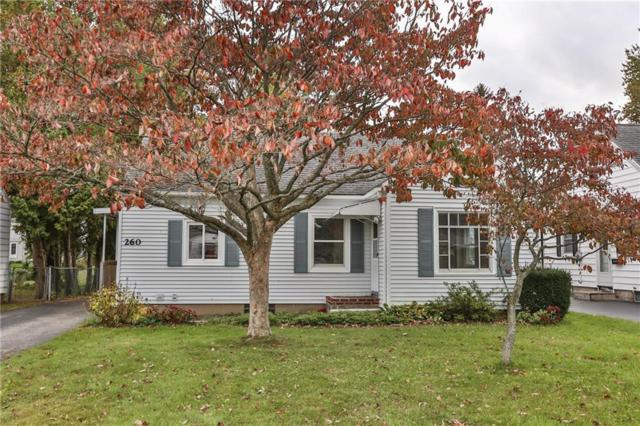 260 Liberty Avenue, Irondequoit, NY 14622 (MLS #R1082147) :: Robert PiazzaPalotto Sold Team