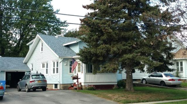 1007 Glide Street, Rochester, NY 14606 (MLS #R1082348) :: Robert PiazzaPalotto Sold Team