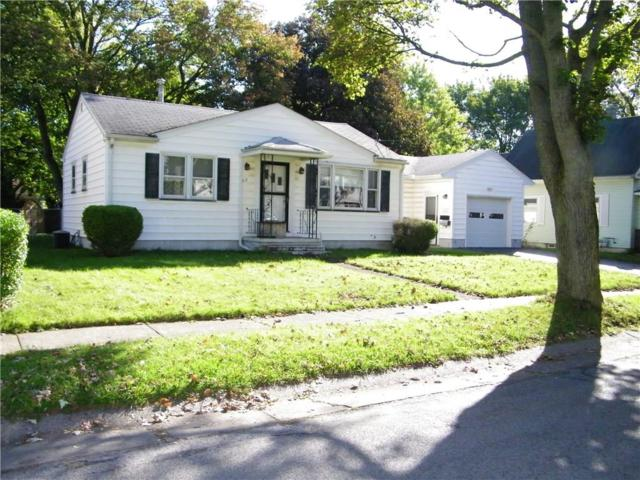 92 Maltby Street, Rochester, NY 14606 (MLS #R1082368) :: Robert PiazzaPalotto Sold Team