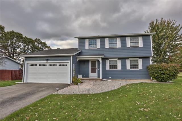 32 Woodstock Lane, Clarkson, NY 14420 (MLS #R1082442) :: Robert PiazzaPalotto Sold Team
