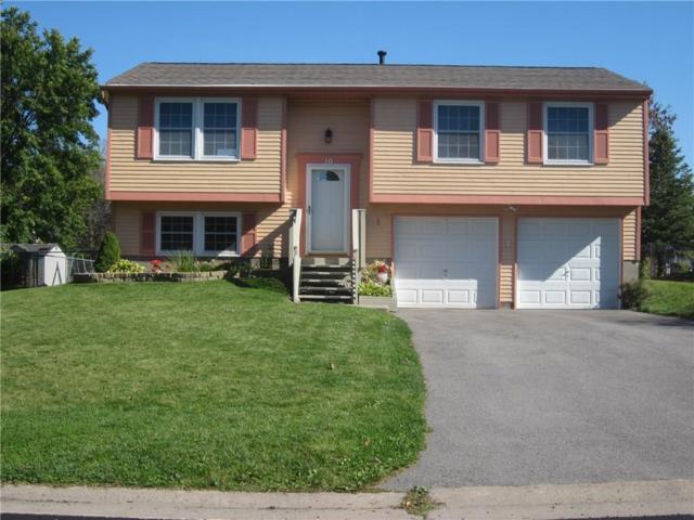 10 Greenridge Crescent, Hamlin, NY 14464 (MLS #R1082517) :: Robert PiazzaPalotto Sold Team