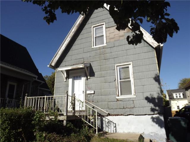 140 Henrietta Street, Rochester, NY 14620 (MLS #R1082543) :: Robert PiazzaPalotto Sold Team