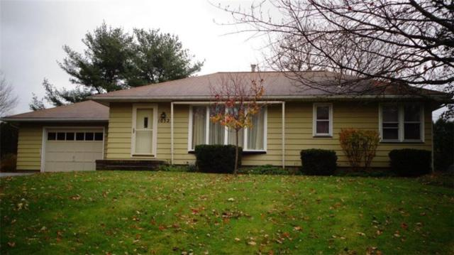 1052 Cherry Hill Lane, Webster, NY 14580 (MLS #R1089184) :: Robert PiazzaPalotto Sold Team