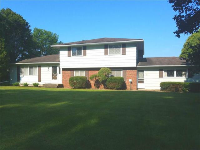 1499 Scribner Road, Penfield, NY 14526 (MLS #R1089513) :: Robert PiazzaPalotto Sold Team