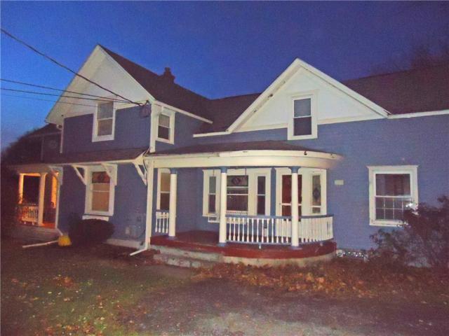 530 Ridge Road, Webster, NY 14580 (MLS #R1089587) :: Robert PiazzaPalotto Sold Team