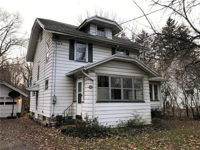 216 Pinewood Trail, Irondequoit, NY 14617 (MLS #R1090038) :: Robert PiazzaPalotto Sold Team