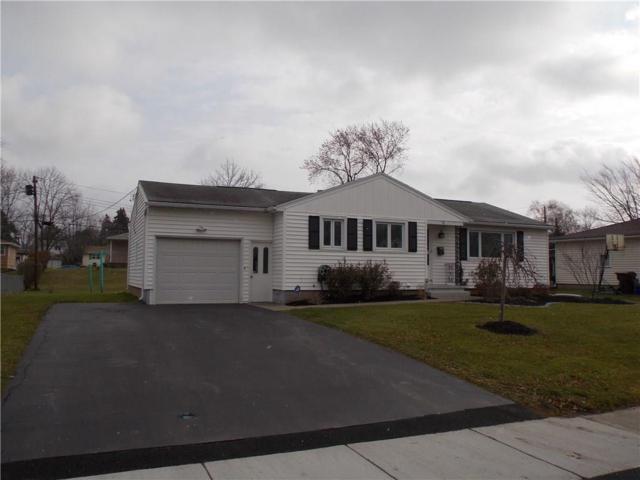 56 Echo Hill Drive, Irondequoit, NY 14609 (MLS #R1090201) :: Robert PiazzaPalotto Sold Team