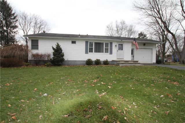 19 Allandale Drive, Ogden, NY 14624 (MLS #R1090364) :: Robert PiazzaPalotto Sold Team
