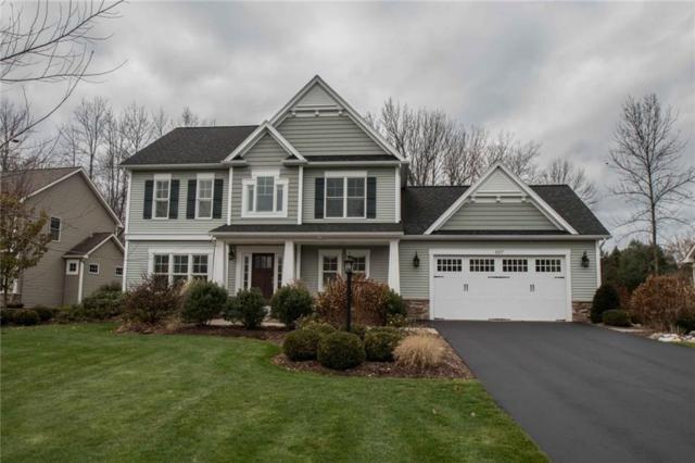 697 Cottage Brook Lane N, Webster, NY 14580 (MLS #R1090420) :: Robert PiazzaPalotto Sold Team