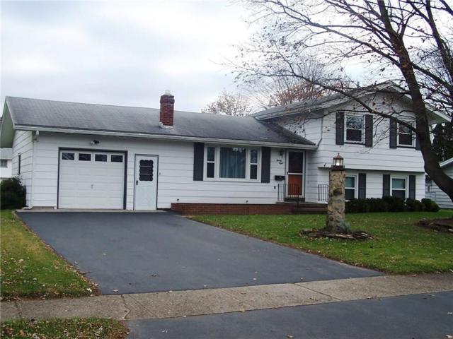 28 Green Acre Lane, Gates, NY 14624 (MLS #R1090520) :: Robert PiazzaPalotto Sold Team