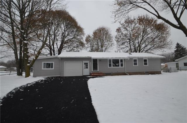 150 Camelot Drive, Henrietta, NY 14623 (MLS #R1090663) :: Robert PiazzaPalotto Sold Team