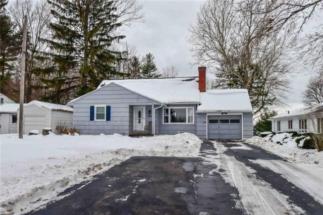 63 Sherwood Avenue, Webster, NY 14580 (MLS #R1093478) :: The Rich McCarron Team