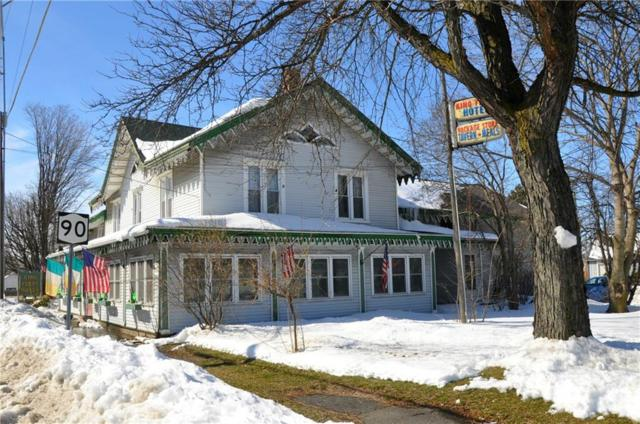 8777 State Route 90 (King Ferry Hotel) N, Genoa, NY 13081 (MLS #R1095886) :: The Chip Hodgkins Team