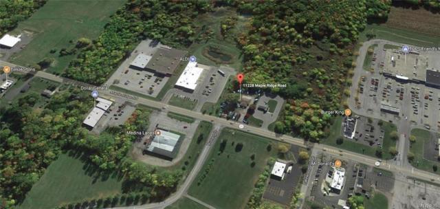 11228 Maple Ridge Road, Shelby, NY 14103 (MLS #R1096667) :: The Rich McCarron Team