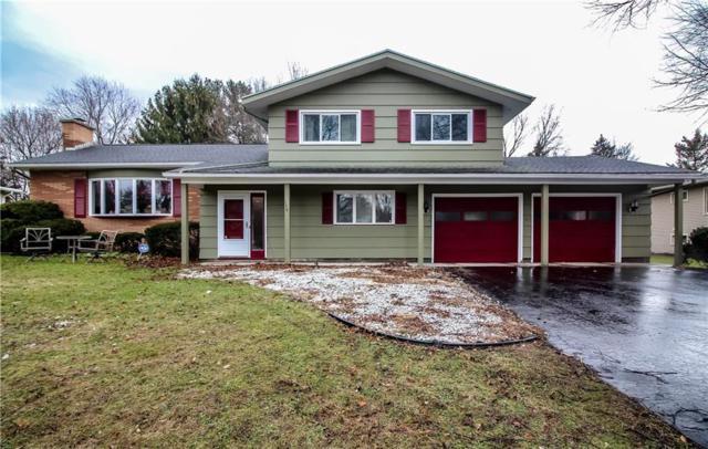 174 Harwood Circle, Penfield, NY 14625 (MLS #R1099988) :: Robert PiazzaPalotto Sold Team