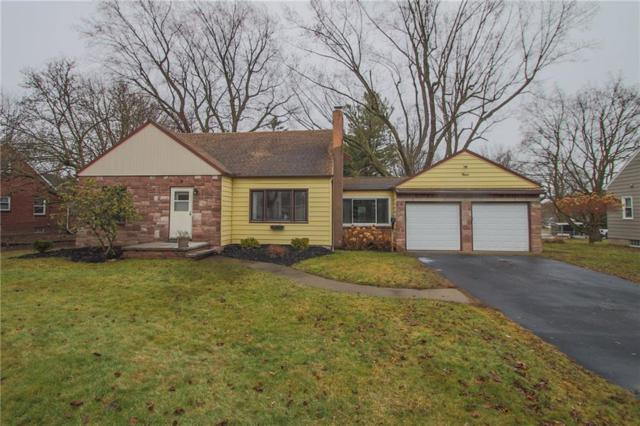 9 Irving Dr, Gates, NY 14624 (MLS #R1099996) :: Robert PiazzaPalotto Sold Team