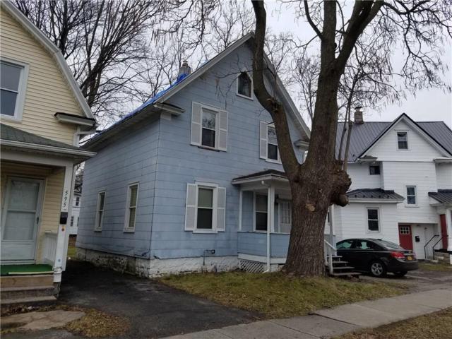 589 Seward Street, Rochester, NY 14611 (MLS #R1100091) :: Robert PiazzaPalotto Sold Team