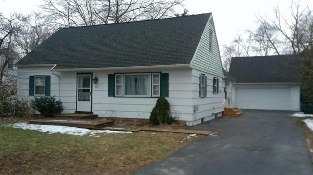 531 Rondo Lane, Webster, NY 14580 (MLS #R1100102) :: Robert PiazzaPalotto Sold Team