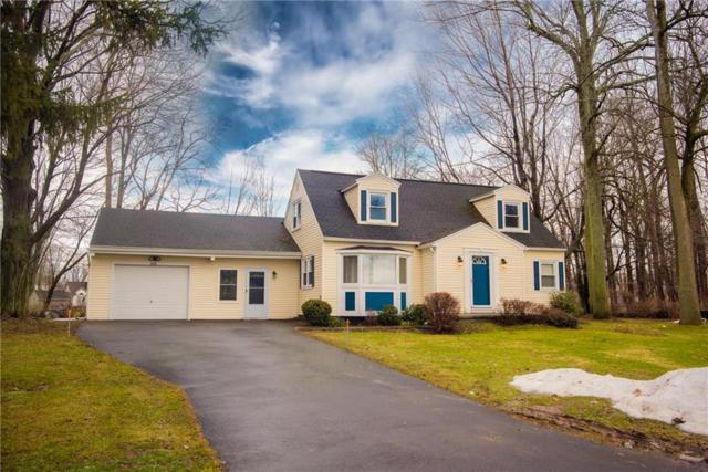 988 Danby Drive, Webster, NY 14580 (MLS #R1100170) :: Robert PiazzaPalotto Sold Team